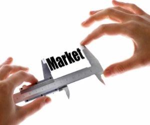 Marktomvang