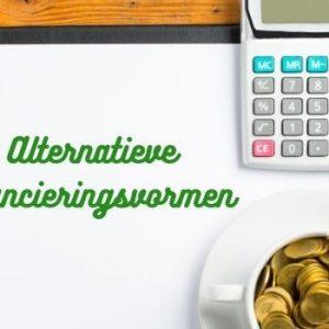 Alternatieve financieringsvormen